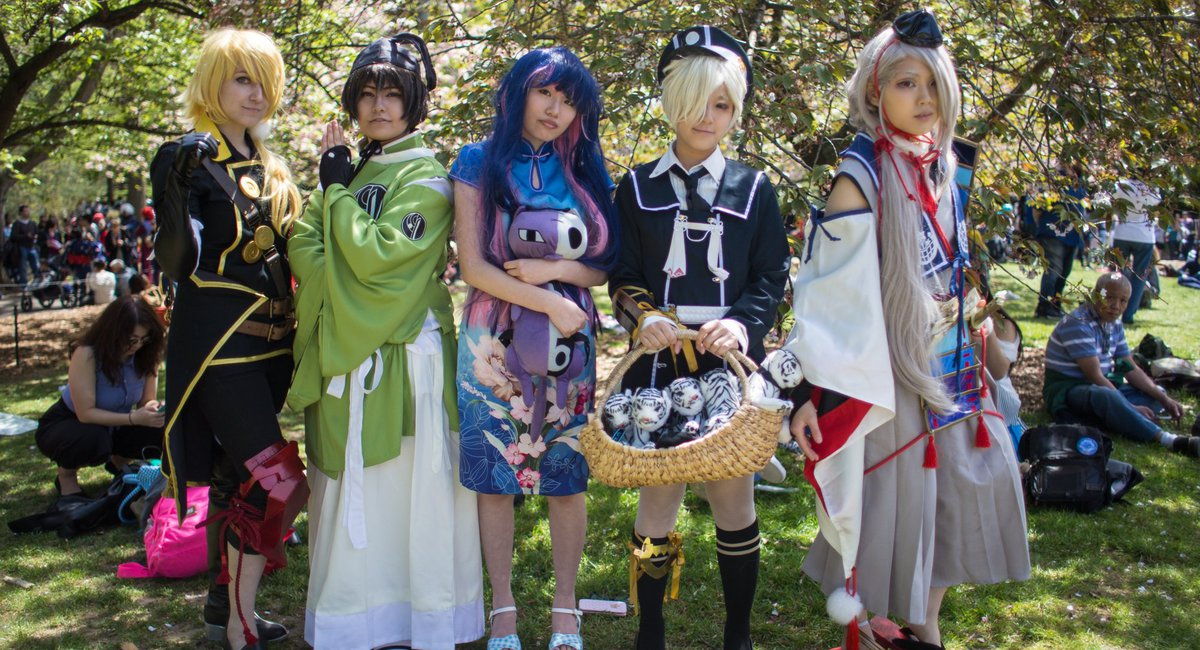 Photos: The Best Cosplayers From Brooklyn Botanic Garden's