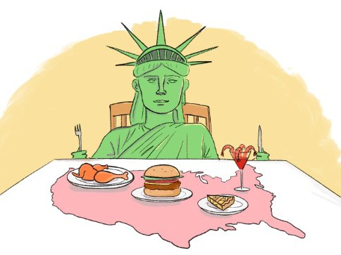 One City, 50 States: Where To Eat America's Favorite Foods