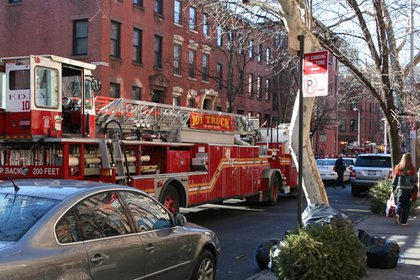 Joralemon near Hicks Street in Brooklyn Heights.