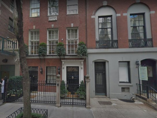 The Upper East Side townhouse