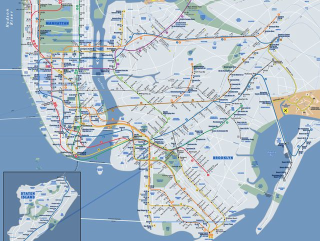 Check Out The MTA's First Ever Late Night Subway Map - Gothamist on brooklyn battery tunnel map, path map, lirr map, san francisco municipal railway map, nycta map, north railroad map, bus map, wmata map, amtrak map, septa map, metro map, central park map, nyc map, queens plaza map, nj transit map, new jersey transit map, marc map, cta map, mbta map, staten island map,