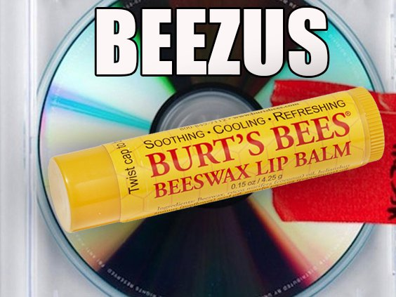 Why Are Kids Rubbing Burt's Bees On Their Eyelids? Let A