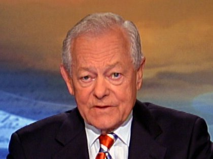 """Journalists and TV anchors have had even less patience with Trump's shenanigans. An uncharacteristically angry Bob Schieffer, the respected CBS host of Face The Nation, recently implied that Trump was racist for hounding President Obama about his grades. Columnist George Will called him a """"blatherskite:"""" """"That is a word my grandmother was fond of as someone who blathers promiscuously."""" MSNBC host Lawrence O'Donnell called him """"the racists' greatest hero"""" over the birther stuff. New Yorker editor Mark Singer subtly mocked him, Bill Maher outright mocked him, and even Glenn Beck is uncomfortable with him, and thinks he's a """"showboat."""" He'll always have Meghan McCain though."""