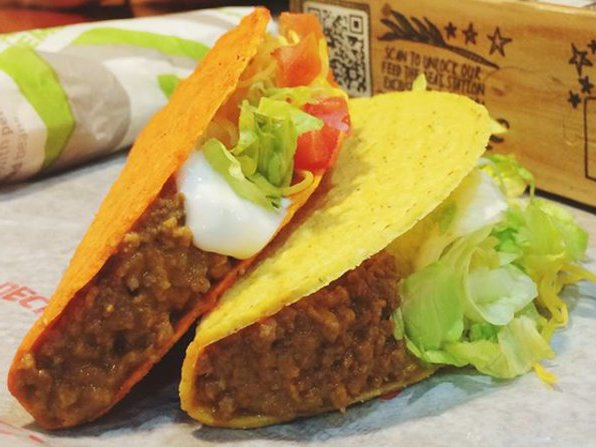 What S Really In Taco Bell S Ground Beef Gothamist