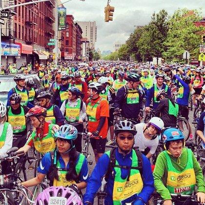 Bottleneck in Harlem.