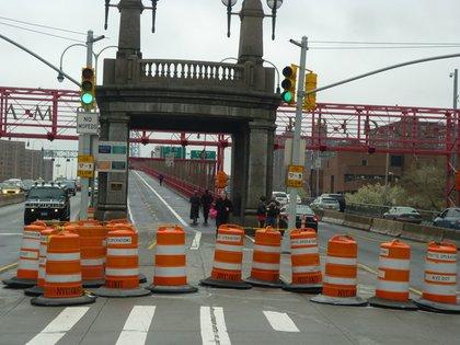 The Williamsburg Bridge