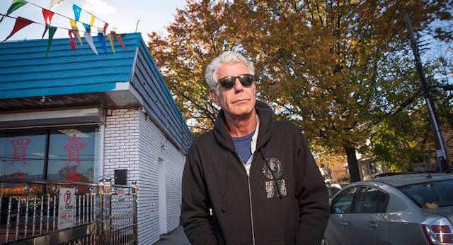Anthony Bourdain's Journey Through Queens Is A Celebration Of The American Dream