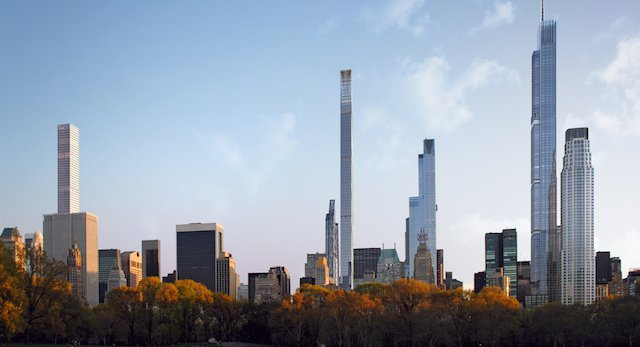Report: NYC Real Estate Has A Luxury Glut Problem