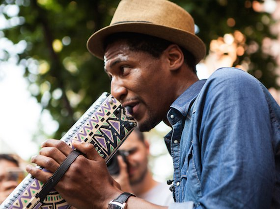 From New Orleans To NYC: Jon Batiste Talks <em>The Late Show