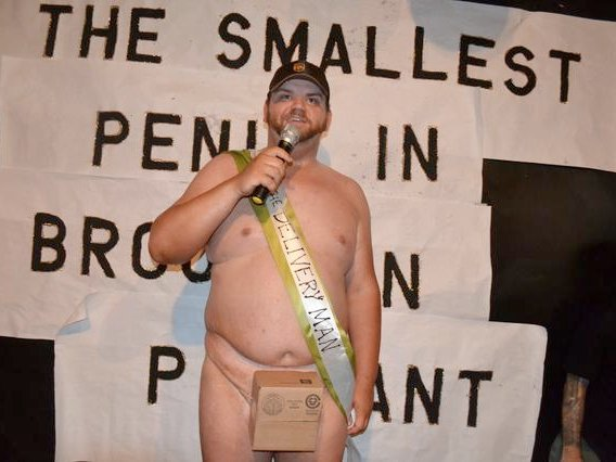 The World Smallest Pennis