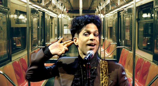 Video: Prince Would Be Proud Of These Subway Buskers