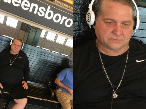 At Queensboro Plaza on August 20th.