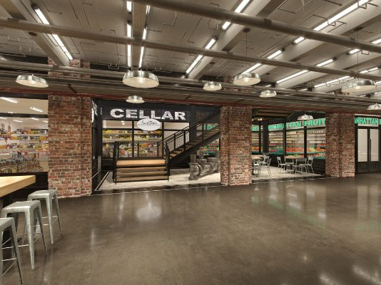 Chelsea Market Expands Edible Offerings With New Grocery
