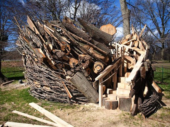 Worst Treehouse Ever Razed By Brooklyn Botanic Garden Gothamist