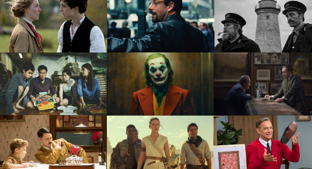 Here Are The 30 Movies We Can't Wait To See In Fall/Winter 2019