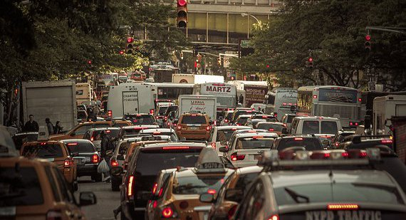 Experts Give MTA Roadmap For Congestion Pricing: $9 Peak Prices & No Exemptions - Gothamist