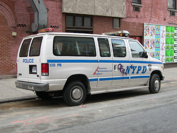 Prisoner Transport Van >> Nypd Will Add Cameras To Prisoner Transport Vans Gothamist