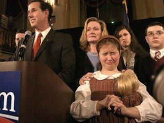 Santorum concedes his 2006 Senate campaign H/T Wonkette