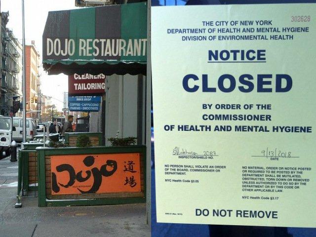Beloved Greenwich Village Cheap Eats Spot Dojo Has Closed