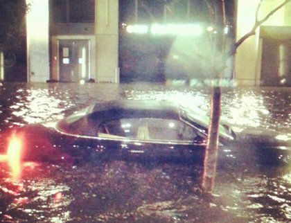 """""""that's a Bently underwater, what kind of an asshole leaves a Bently out during a hurricane?"""""""