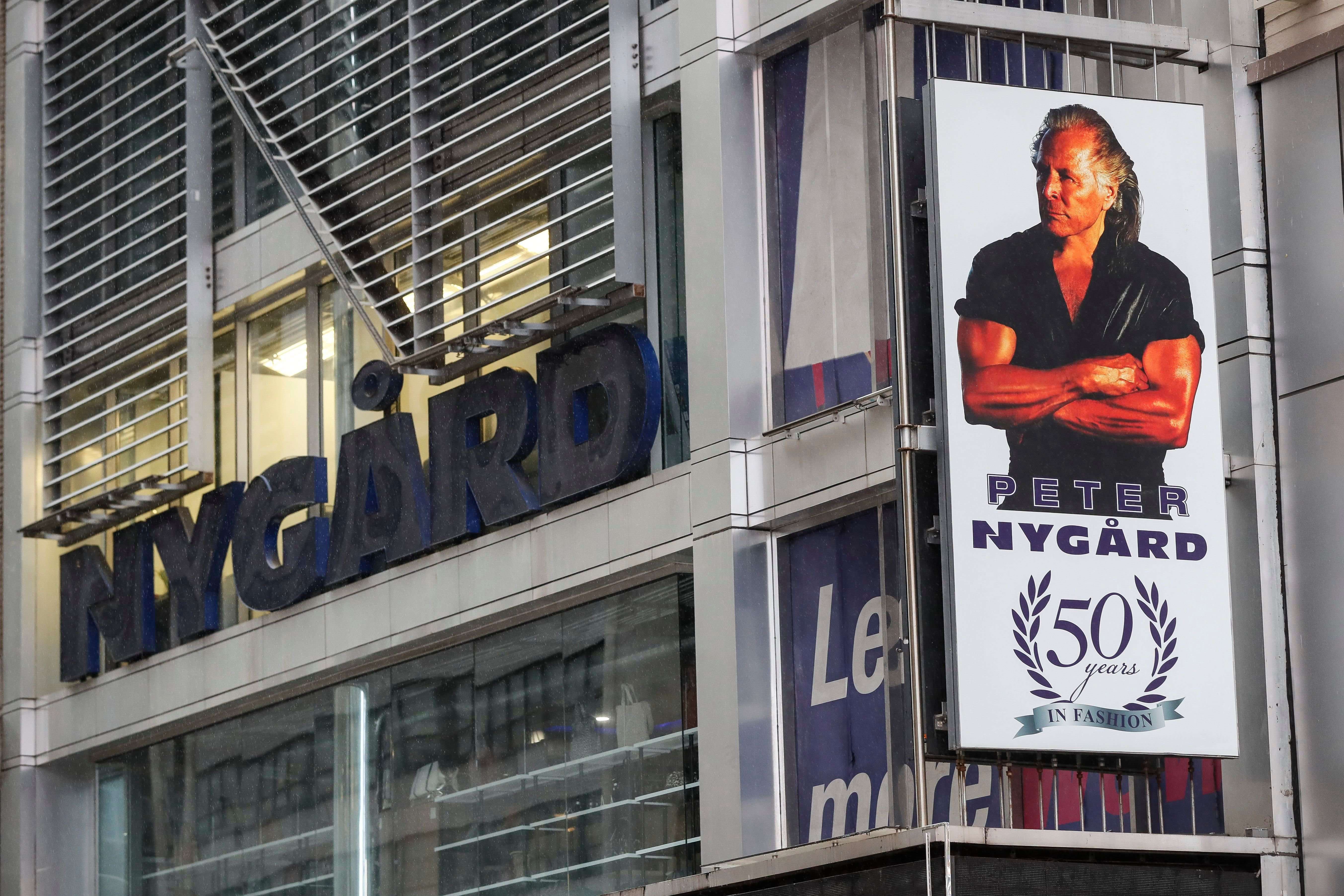 Times Square Offices Of Canadian Fashion Designer Peter Nygard Raided In Sex Trafficking Investigation Gothamist
