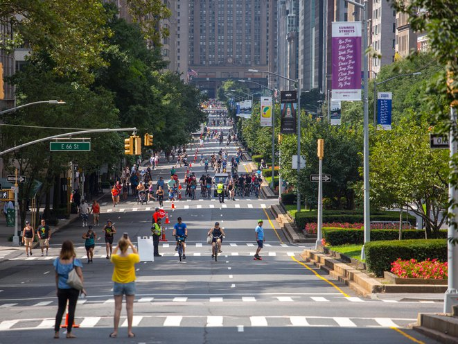 summer streets nyc 2020
