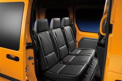 Ford's interior.