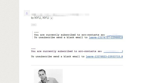 40,000 NYU Students United In Annoyance With Discovery Of