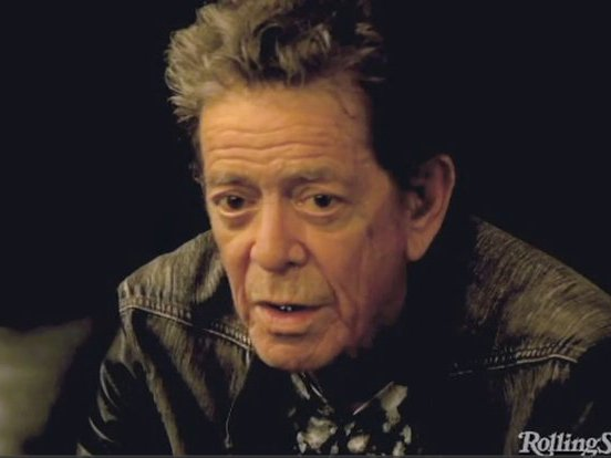 Watch Lou Reed's Final Interview: