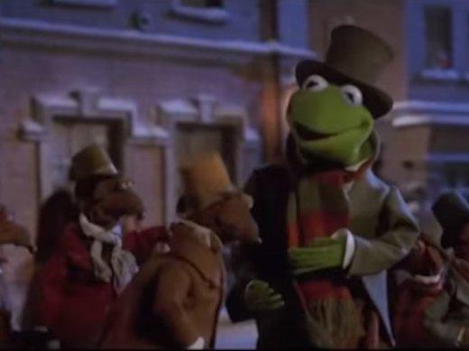 muppets christmas carol characters