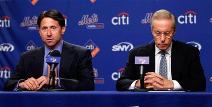 The Mets season was not quiet as entertaining as the World Cup; they had their second consecutive losing season, highlighted by bad pitching, injuries, and K-Rod's family feud. This season ended the Omar Minaya/Jerry Manuel era of the Mets. Now, the team has hired new GM Sandy Alderson and new manager Terry Collins to take them into 2011 and beyond; without much payroll flexibility, it looks like fans will have to settle for the beyond part.