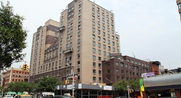 Student Jumps To His Death From NYUs Third North Dorm