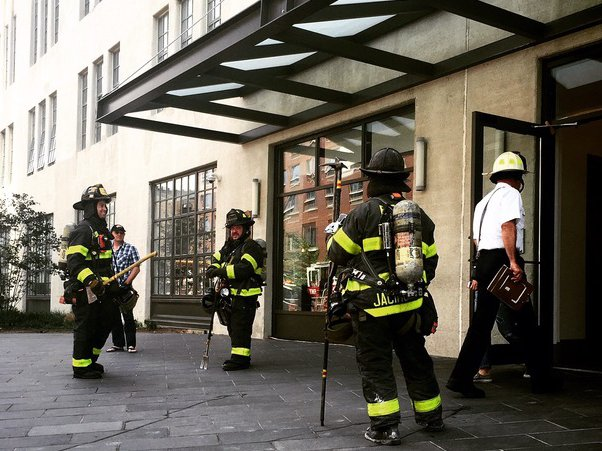 Mysterious Fires Plague Williamsburg Condo Building Owned By