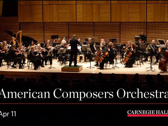 Beauty Of Migration With American Composers Orchestra At