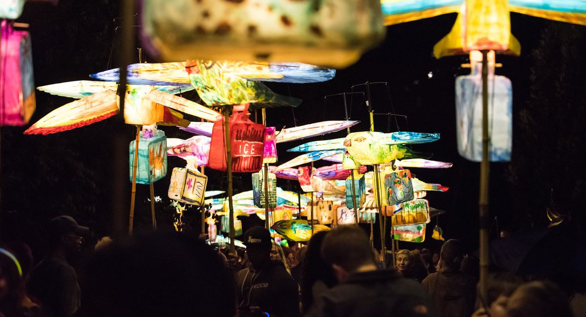 The Best Things To Do In NYC This Week: From Morningside Lights To The Queens County Fair