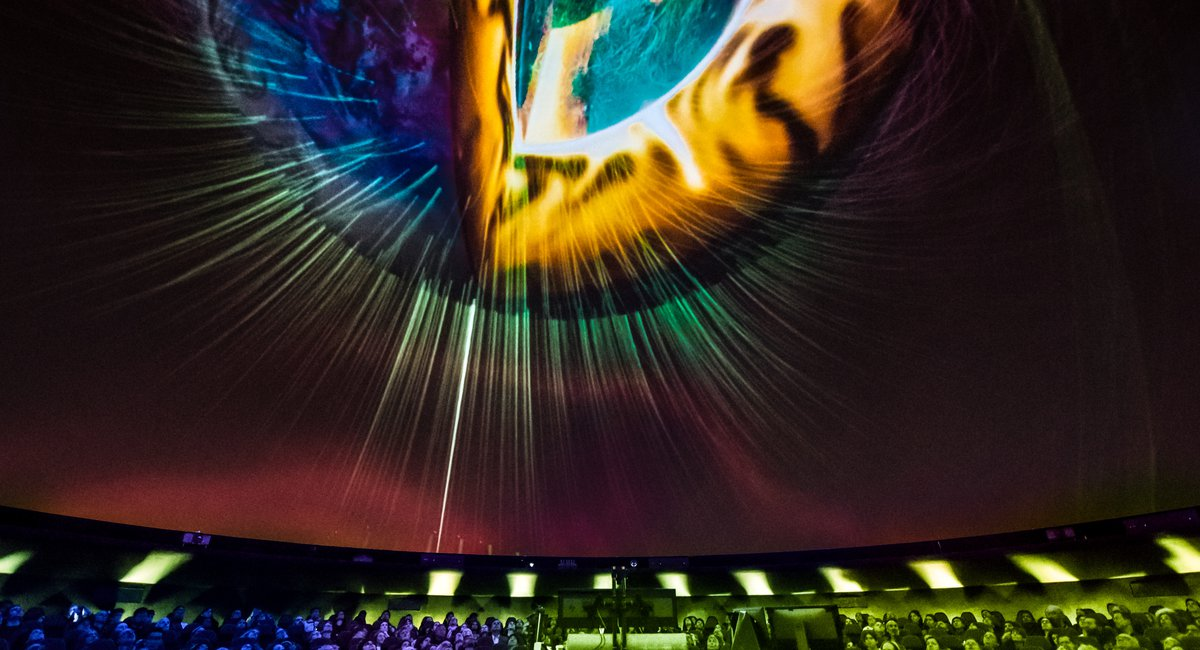 Gaze Into The 'Worlds Beyond Earth' At The AMNH's New Space Show