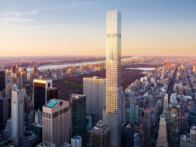 Tallest Residential Tower In Nyc