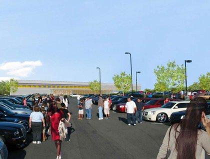 The Brooklyn Navy Yard Development Corporation's proposal.