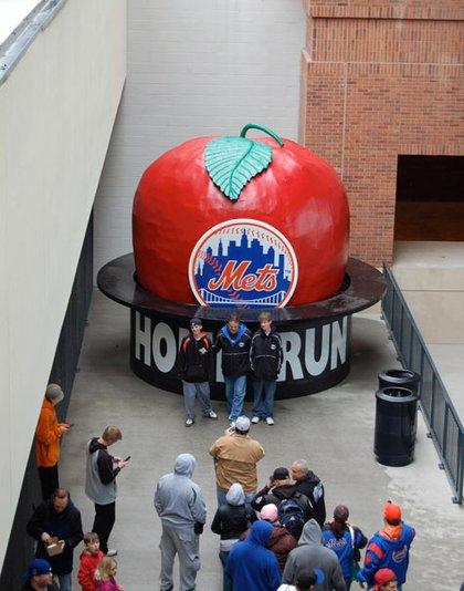The home run apple!