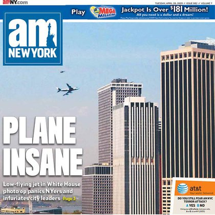 AMNY uses a wider shot of the same photograph that Newsday (which owns AMNY) also used.