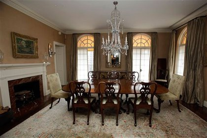 Inside Madoff's apartment, with his and wife Ruth's furnishings