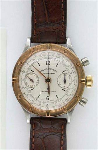 One of Madoff's many, many watches