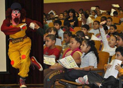 Safe-T Rider dances for kids