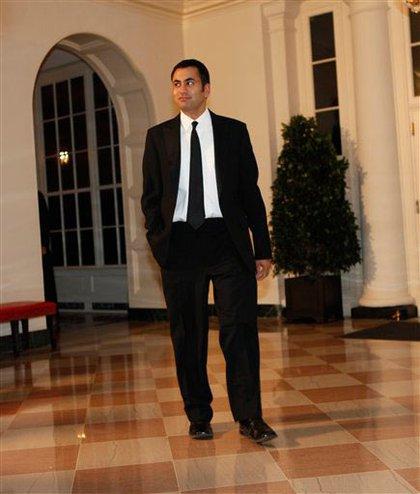 Kalpen Modi, assistant director of the White House Office of Public Liaison, aka actor Kal Penn