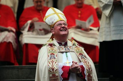 With the resignation of Cardinal Edward Egan, the Vatican appointed Milwaukee Archbishop Timothy Dolan to head the New York Archdiocese.  Dolan was welcomed in an elaborate ritual and is now blogging