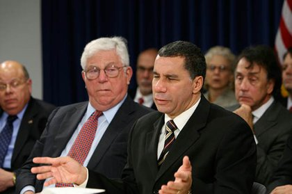 "Governor Paterson had a bad year: From things in his control—like his misplayed Senate appointment— to things out of his control—like the state's hurting economy—the ""accidental"" governor's approval ratings plummeted as Attorney General Andrew Cuomo looked like a more viable 2010 Democratic candidate for governor. Paterson claimed that the White House told him not to run next year, only to deny it. Other things of note: He appointed a lieutenant governor and he was parodied by Saturday Night Live again."