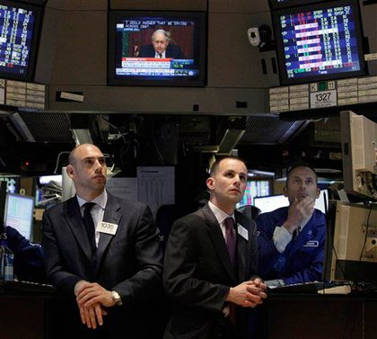 Wall Street watches the testimony