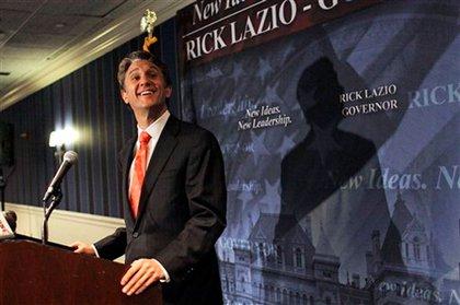 Rick Lazio, the former Congressman and now an executive at JPMorgan Chase