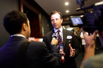 Myers Mermel, a real estate executive