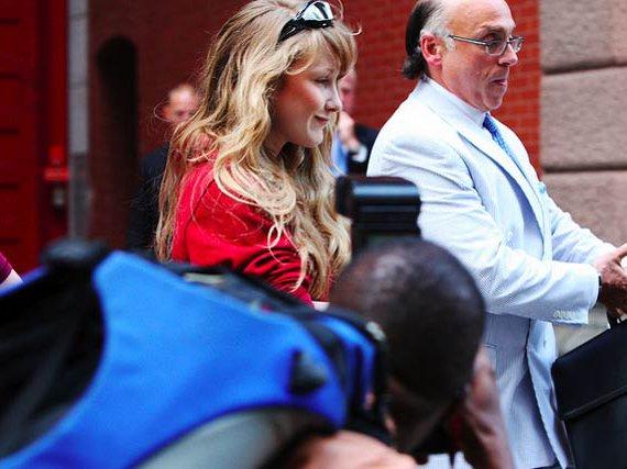 Caroline Giuliani Looked Arresting After Alleged Shoplifting Gothamist